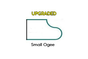 small ogee